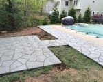 Concrete Pad / Surrounding Pool - Manassas